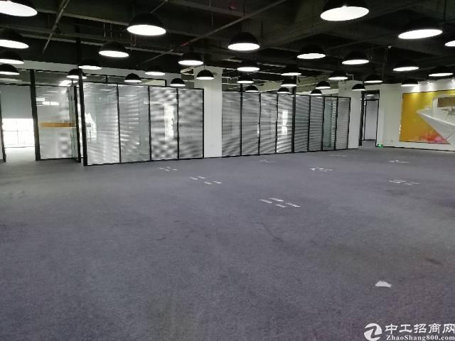 宝安地铁站大型成熟园区1080平精装带隔间享补贴
