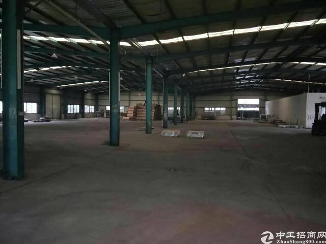 惠州市园洲镇新出原房东单一层厂房