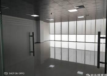 福永桥头精装修写字楼出租大小可分图片3