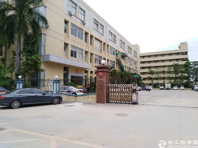 松岗原房东独院1-4层9880平米实际面积出租