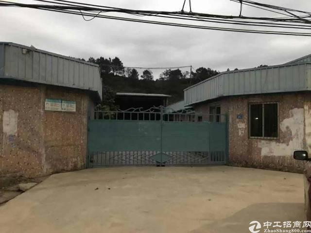 惠州市惠环镇独院钢构4600平方出租