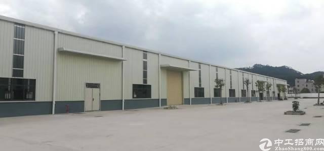 惠州湖镇独院厂房10000证件齐全工业区