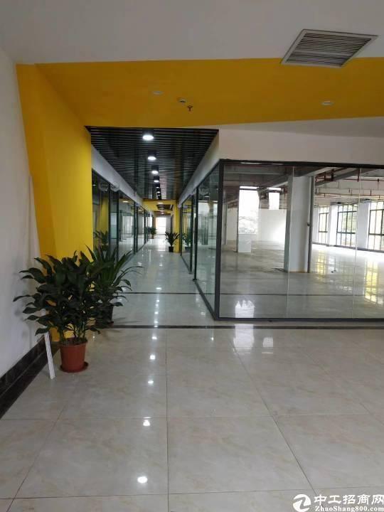 黄埔地铁站精装写字楼可享补贴。