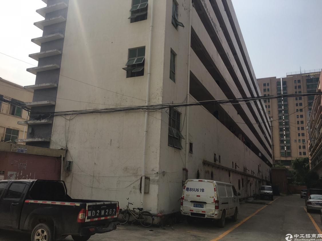 福永镇临近会展中心5400平方宿舍楼出租改公寓