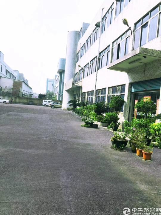 沙井芙蓉新出独院4720平厂房出租