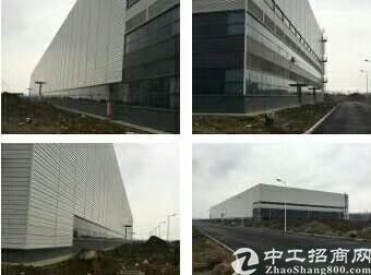智能装备产业园,钢结构10000平重工厂房,航吊150吨-图3
