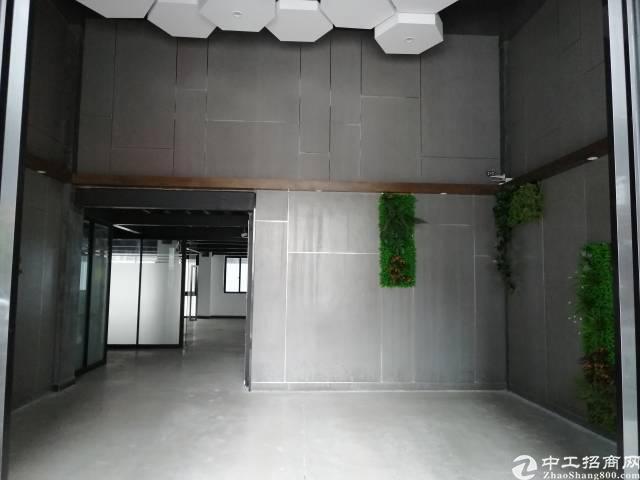 广州黄埔南岗107国道边,带装修办公室出租,最小53起分!