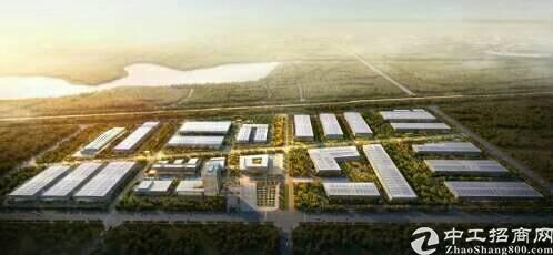 智能装备产业园,钢结构10000平重工厂房,航吊150吨-图2