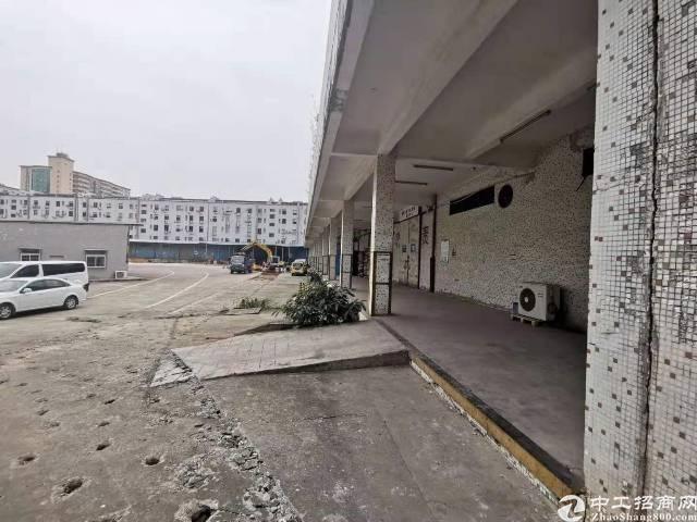 坂田南坑10000平方标准物流园仓库出租,200平方起分租!