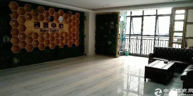 石湾创客中心写字楼招租配有中央空调地理位置优越图片1