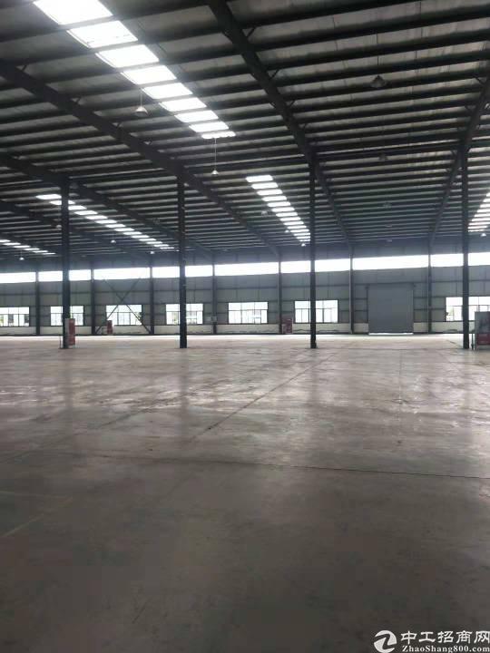 龙泉500平米钢架厂房出租