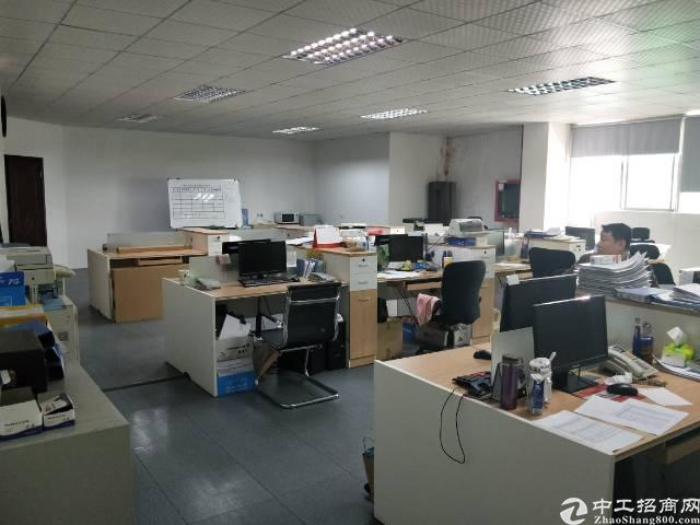 福永新和富桥工业园独门独院厂房出租