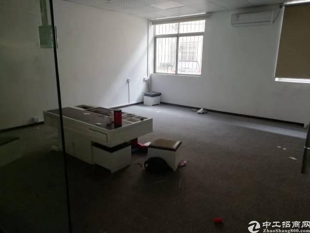横岗六约新出珠宝厂房600平方豪华装修大办公室