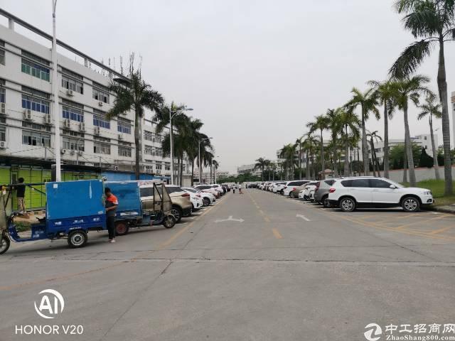 深圳光明长圳新出美景工业园3000平方有办公室装修