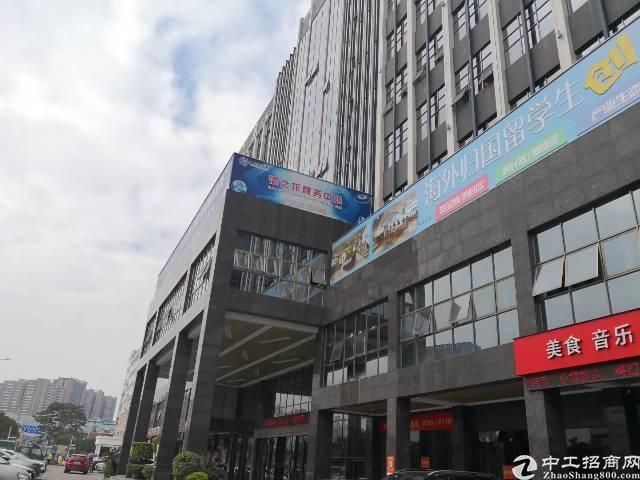 深圳龙华清湖地铁口283平写字楼出租