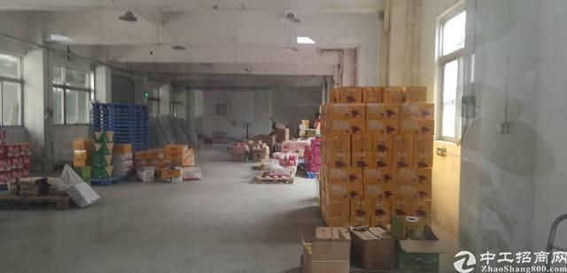 万江标准厂房2100平米实际面积出租租13
