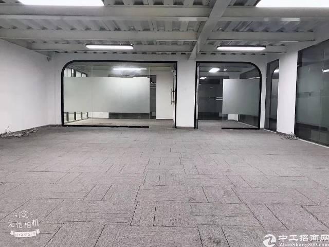 宝安西乡地铁口豪华装修写字楼120平