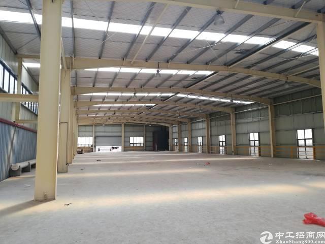蔡甸1500平厂房可生产配套全
