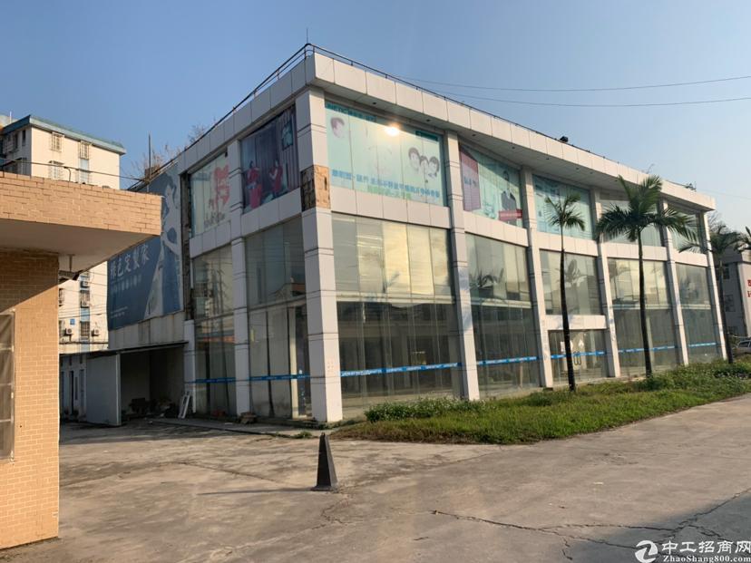 白云区人和化妆品厂转让工厂独门独院,车间一栋1300一层,5