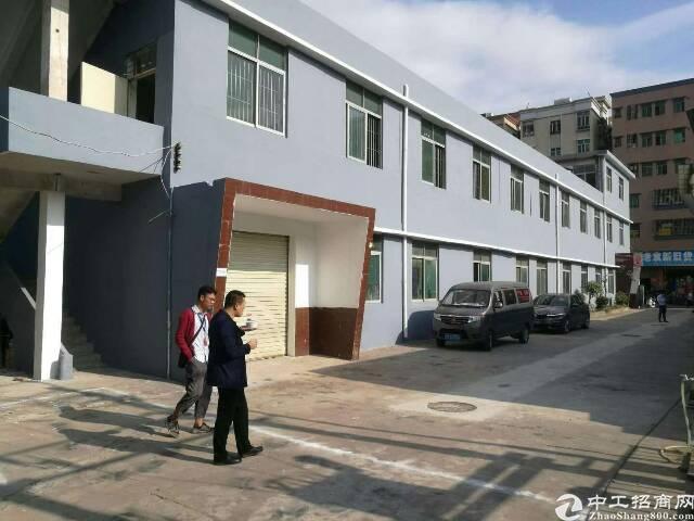 福永凤凰国道边独院1-2层2600平