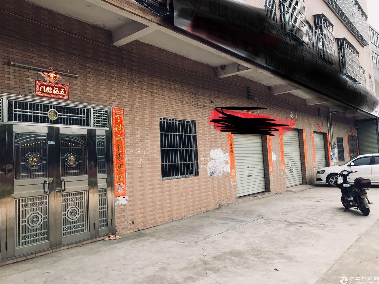 惠州市河南岸门面仓库出租
