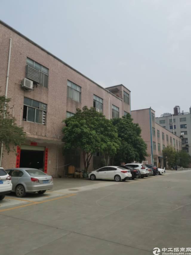 深圳红本厂房,占地4300平米,建筑4600平米