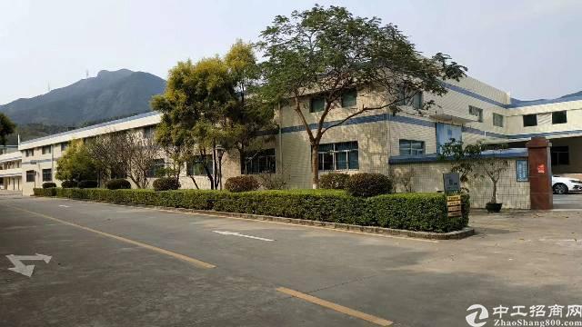 惠州市惠阳区新圩原房东转让到顶单一层厂房招租