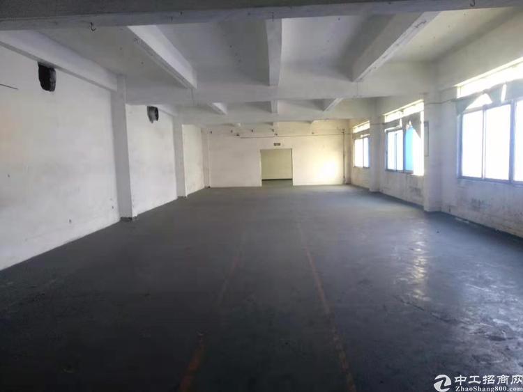 沙井新出全新厂房二次消防到位全新地坪漆四面采光有办公室装