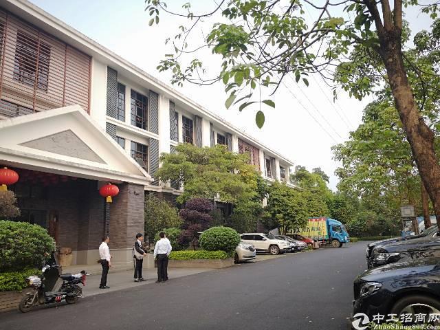 黄埔区智慧城新出办公室1500平,交通便利,靠近地铁口