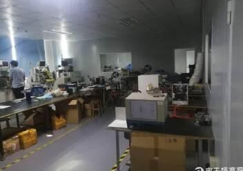 公明镇新出厂房3楼800平方带精装带无尘车间出租图片5