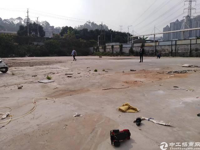 公明南光高速出口新出空地3408