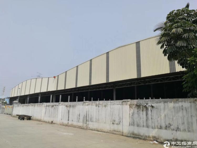 独门独院,中高13米,电大,钢结构厂房出租