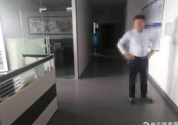 公明镇新出厂房3楼800平方带精装带无尘车间出租图片6