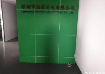 公明镇新出厂房3楼800平方带精装带无尘车间出租图片2