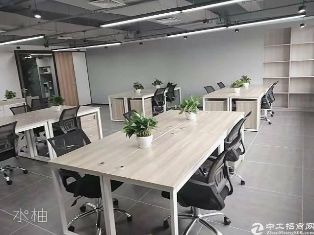 (出租)1600元租_西乡精装修出租,拎包入住可挂靠公司