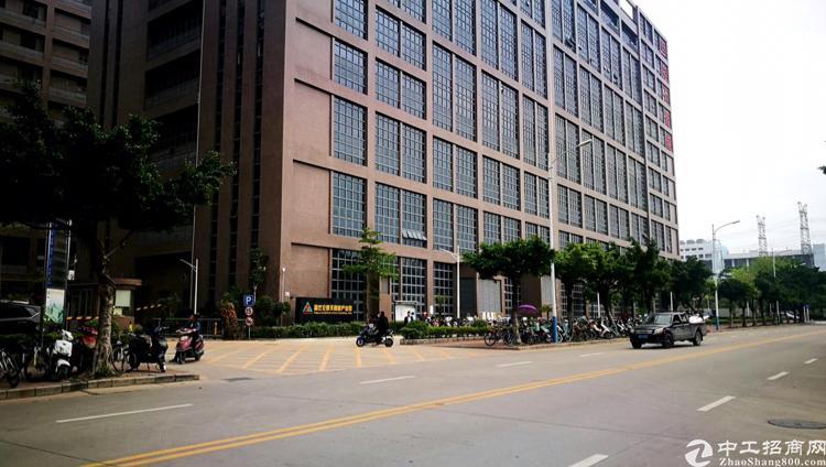 松岗大田洋新出原房东红本高新产业园厂房楼上每层2950平方米
