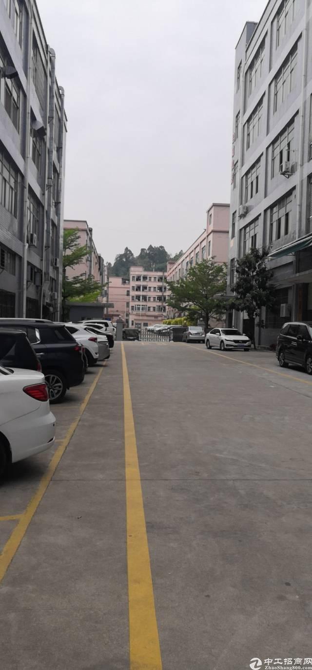 沙井共和第二工业区楼上厂房400平