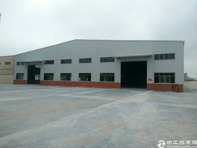 石碣最親的单一层独门独院厂房,厂房4800平方。报价15