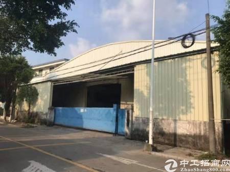 独门独院厂房番禺大道旁边可同十几米货柜