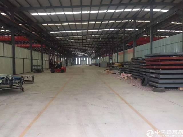 出租青白江单层钢结构厂房