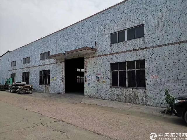 惠州市博罗县石湾独门独院钢构厂房招租