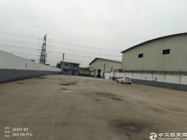 道滘南丫砖墙到顶单一层仓库超低价13元每平米出租