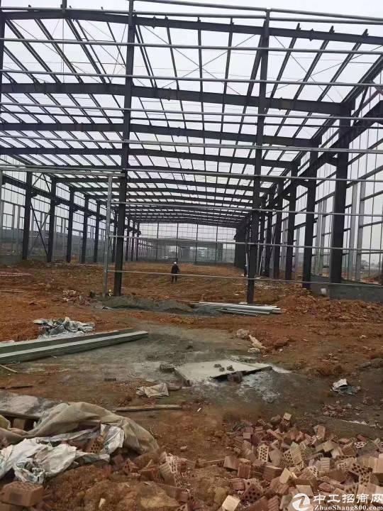 出售层高13米标准钢结构厂房,行业包容性强