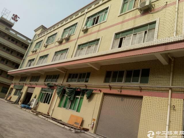 平湖华南城南门带装修2楼700平方厂房出租