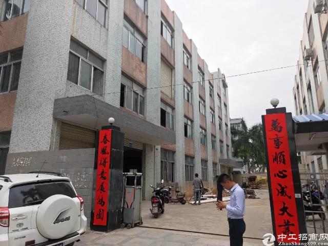 公明龙大高速出口独院厂房4000平方出租