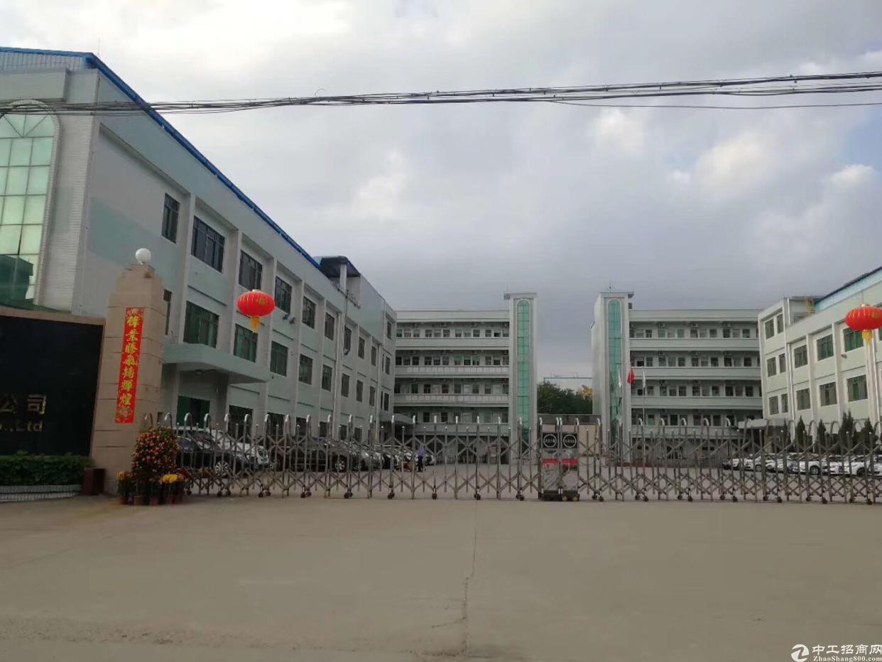 惠州市新出红本标准厂房10800出租