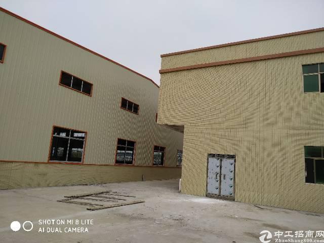 2500平方钢构厂房,滴水10米带牛角位,只要12块,12块-图2