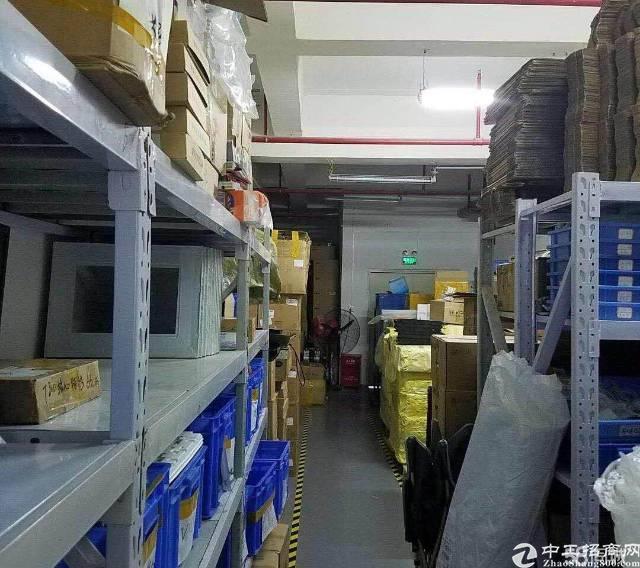 龙华天虹附近新出楼上600平精装修无转让费办公室加小仓库-图5