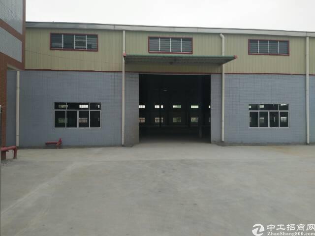 水口新空出钢结构独门独院厂房出租四千平方