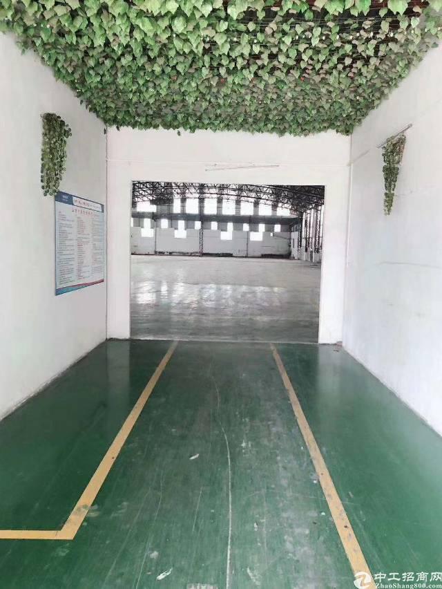 高埗镇靓盘:高埗镇中心工业区绝佳位置,独院单一层厂房